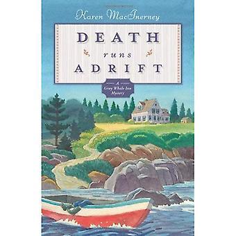 Death Runs Adrift (Gray Whale Inn Mysteries)