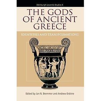 Os deuses da Grécia antiga: identidades e transformações (Edimburgo Leventis estudos (Paperback))