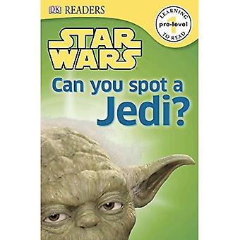 Star Wars: Can You Spot a Jedi? (DK Readers: Level Pre1)