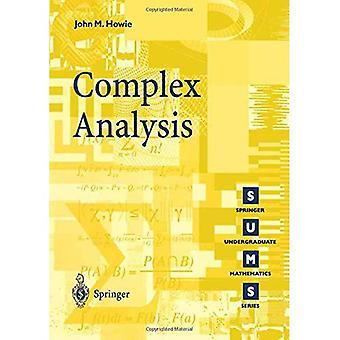 Komplex analys (Springer grundutbildningsprogram matematik) (Springer grundutbildningsprogram matematik)