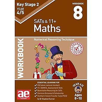 KS2 Maths Year 4/5 Workbook 8: Numerical Reasoning Technique