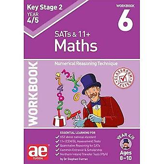 KS2 Maths Year 4/5 Workbook 6: Numerical Reasoning Technique
