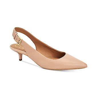 Calvin Klein Womens Luka Pointed Toe SlingBack Classic Pumps
