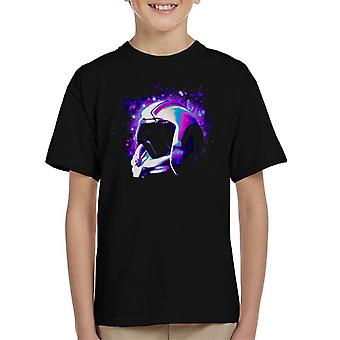 Original Stormtrooper Rebel Pilot Helmet Galaxies Kid's T-Shirt