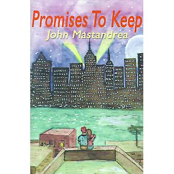وعود للحفاظ على Mastandrea آند جون