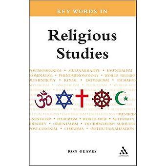 Schlüsselwörter in der Religionswissenschaft durch Geaves & Ron
