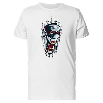 Crying Clown  Tee Men's -Image by Shutterstock