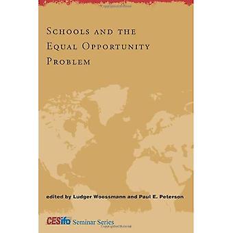 Les écoles et le problème de l'égalité des chances (CESifo séminaire)