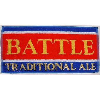 Battle Traditional Ale Cotton Bar Towel  500mm x 225mm  (pp)