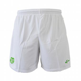 2015-2016 Surinam Home Shorts (White)