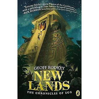 New Lands by Geoff Rodkey - 9780147510648 Book