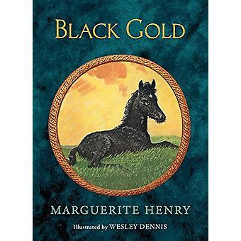 Black Gold by Marguerite Henry - Wesley Dennis - 9781481462129 Book