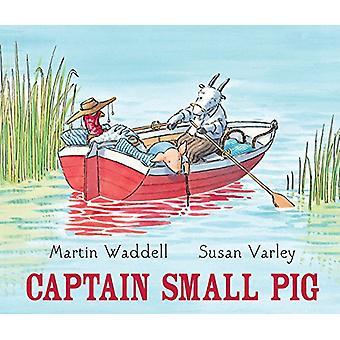 Captain Small Pig by Martin Waddell - Susan Varley - 9781561459827 Bo
