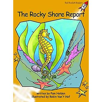 The Rocky Shore Report - Fluency - Level 4 (International edition) by P
