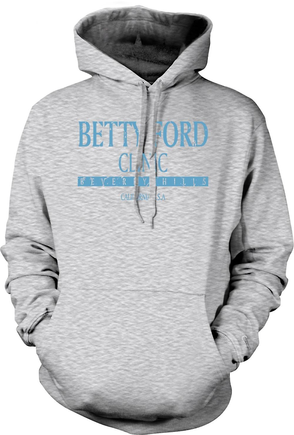 Mens Hoodie - Betty Ford Clinic - Rehab
