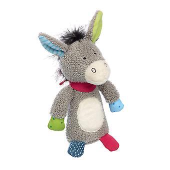 Sigikid hugging donkey Donkey Debby Dumb