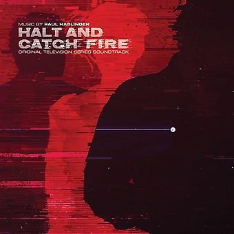 Paul Haslinger - Halt & Catch Fire / O.S.T. [CD] USA import