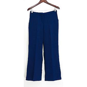 Susan graver vrouwen ' s Petite broek 2pgraver stad stretch blauw A343091
