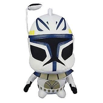 Star Wars the Clone Wars Captain Rex Deformed Plüsch
