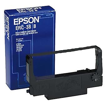 Epson Erc tape-38B Black TMU200 / U300 (Kitchen Appliances , Electronics)