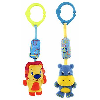 Bright Starts hanging Animals