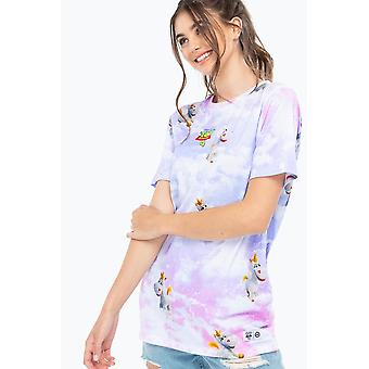 Hype Toy Story Pink Buttercup Skies Women's T-Shirt