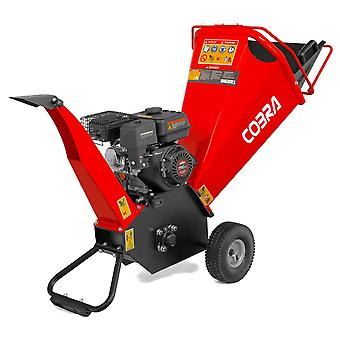 Cobra CHIP650LE Petrol Wood Chipper with Electric Start