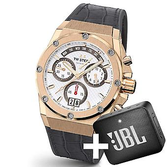 TW Steel Chronograph mens watch Ace112 Genèse 44 mm