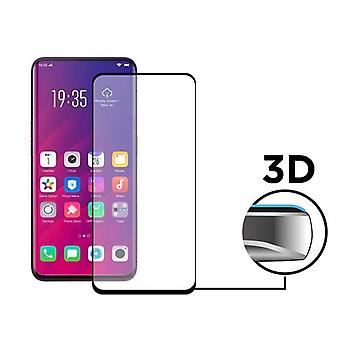 Tempered glass protector film for oppo find X extreme 3D mobile phone