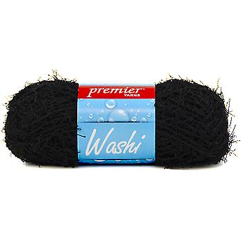 Washi Yarn-Black 1034-10