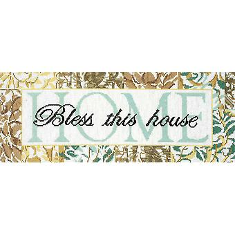 Bless This House Counted Cross Stitch Kit 7