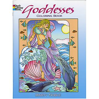 Dover Publications Goddess Coloring Book Dov 80282