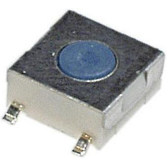 Pushbutton 12 Vdc 0.05 A 1 x Off/(On) APEM PHAP337