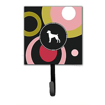 German Shorthaired Pointer Leash Holder or Key Hook