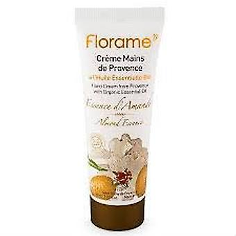 Florame Almond Hand Cream (Woman , Cosmetics , Body Care , Hands and feet , Hydration)