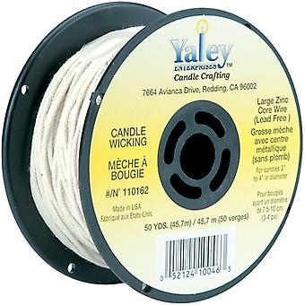 Candle Wicking Spool 50yd-Large Wire 110162