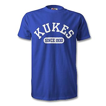 Kukesi 1930 Established Football Kids T-Shirt