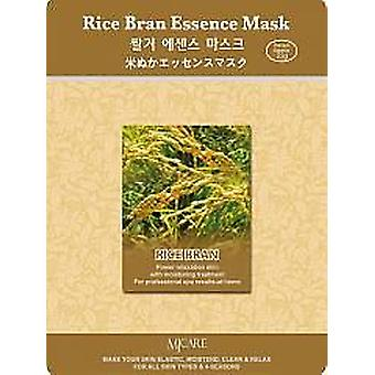 MJ Care Rice Bran Facial Mask (Cosmetics , Facial , Facial Masks)