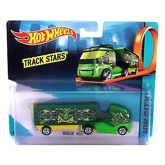 Hot Wheels Truck City (Toys , Vehicles And Tracks , Mini Vehicles , Trucks)