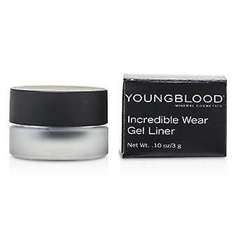 Youngblood Incredible Wear Gel Liner - # Minuit mer - 3g/0.1oz