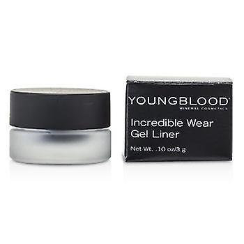 Youngblood Incredible Wear Gel Liner - # Midnight Sea - 3g/0.1oz