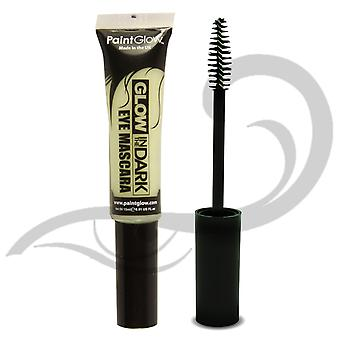 Paintglow Glow In The Dark Eye Mascara Yellow