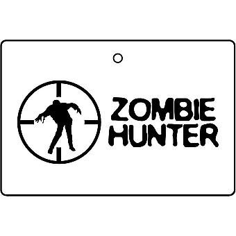 Zombie Hunter Car Air Freshener