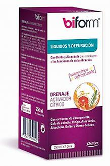 Biform Drainage Citrus Activator without Fucus 250 ml (Diet , Supplements)