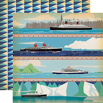 Let's Cruise Double-Sided Cardstock 12