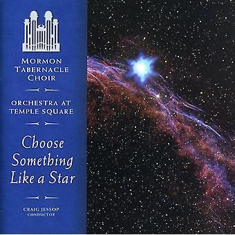 Mormon Tabernakel kor - vælge noget i retning af en stjerne [CD] USA import