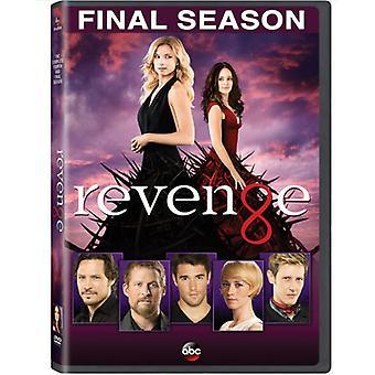 Revenge: Complete Fourth & Final Season [DVD] USA import