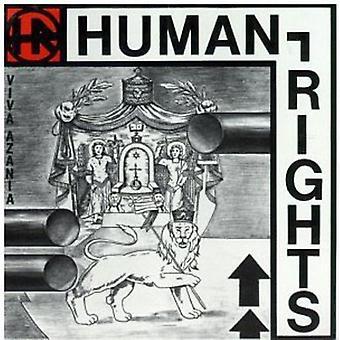 Hr - menneskerettigheder [CD] USA importerer