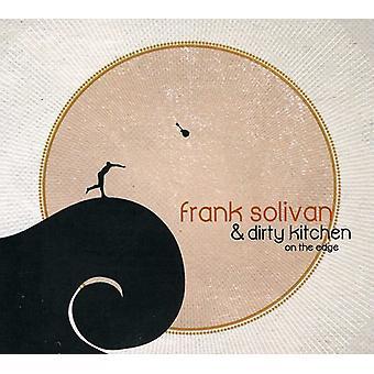 Frank Roura & Dirty Kitchen - importación de Estados Unidos en el borde [CD]