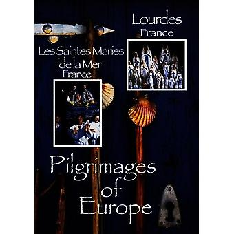 Pilgrimsrejser Europa - pilgrimsrejser Europa: Vol. 2 [DVD] USA import